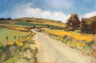 FARM ROAD (30 x 45cm)