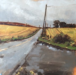 """""""WET INTERSECTION"""" £600"""