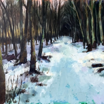 MUGDOCK SNOW (45 x 64cm)